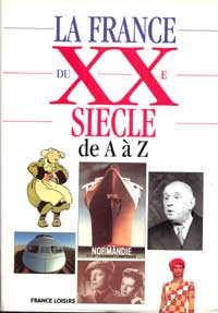 la France du xx siecle